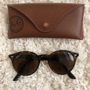 Ray Bans Sunglasses - Tortoise Shell